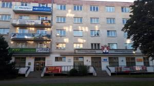 ČIFO sídlo Výstavní 2224, OStrava