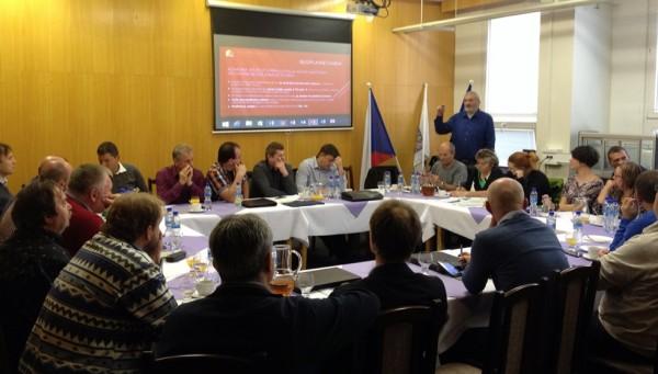 ČIFO seminář pro starosty a velitele hasičů